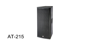 爵士龙专业音响 AT系列音箱 AT-215