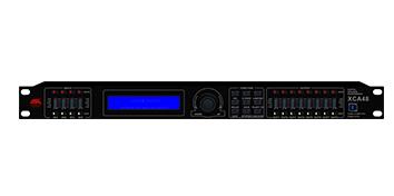 爵士龙音响周边设备XCA系列音箱处理器