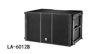 爵士龙专业音响 LA线阵系列 LA-6012B