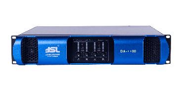 爵士龙专业功放DA-1100