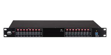 爵士龙音响数字媒体矩阵DSP0808