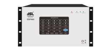 爵士龙音视频矩阵处理器DSP860