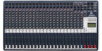 爵士龙24路调音台RV2442FX